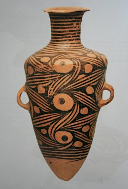 Amphore der Majiayao-Kultur, Gansu, 3300-2100 v. Chr.