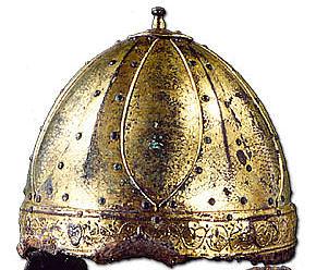 Fürstengräber des frühen Mittelalters