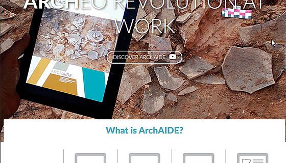 ARCHAIDE Homepage