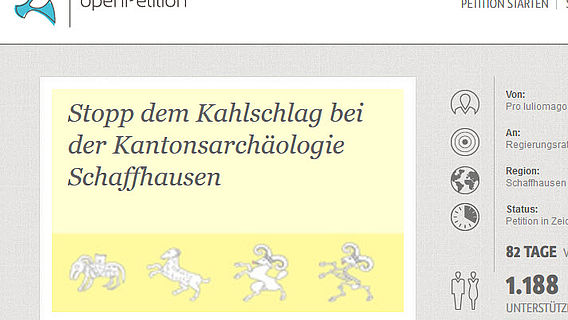 Petition bei openpetition.de