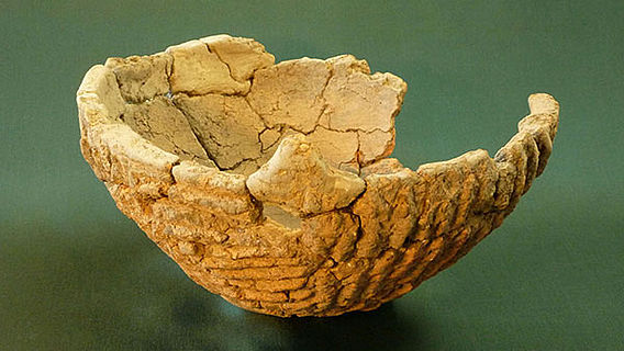 Eisenzeitliche Keramik