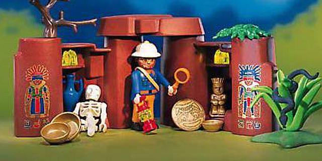 Das Bild der Archäologie in der gegenwärtigen Alltagskultur
