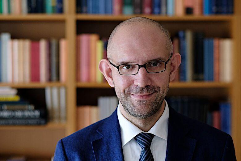 Peter Riedlberger hat erneut den prestigeträchtigen ERC-Forschungspreis erhalten