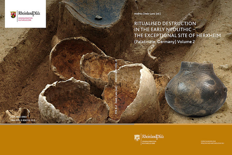 Buchcover Ritualised Destruction in the Early Neolithic