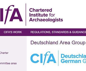 CIfA Homepage