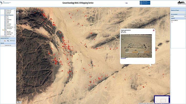Geoarchäologie im Sudan