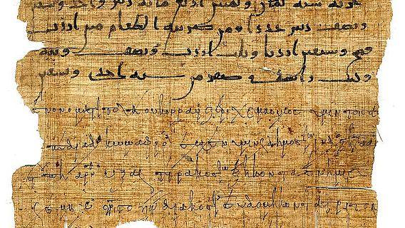 Steuervorschreibung aus dem frühen 8. Jh.