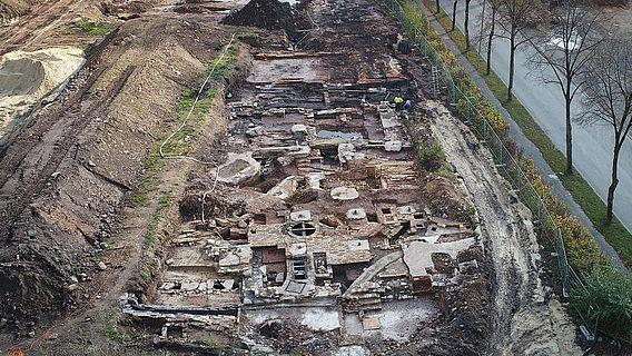 Ausgrabung Glashütte Driburg