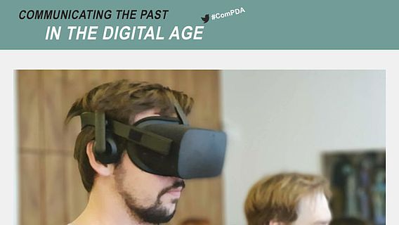 Communicating the Past in the Digital Age