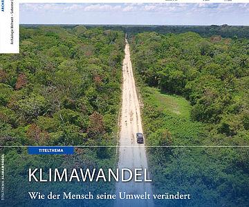 Cover Archäologie Weltweit 1/2019