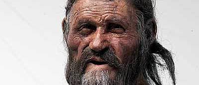 Ötzi machte Brotzeit ...