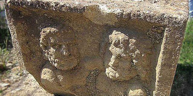 Götterstein aus Reutlingen