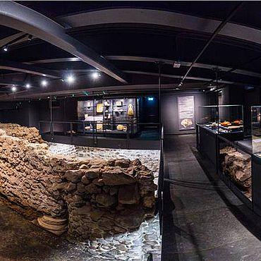 Blick ins kleine Museum