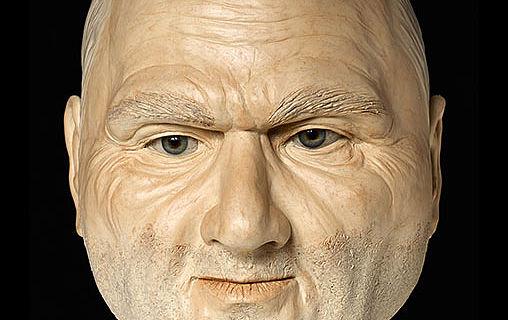 Gesichtsrekonstruktion Mensch von Oberkassel