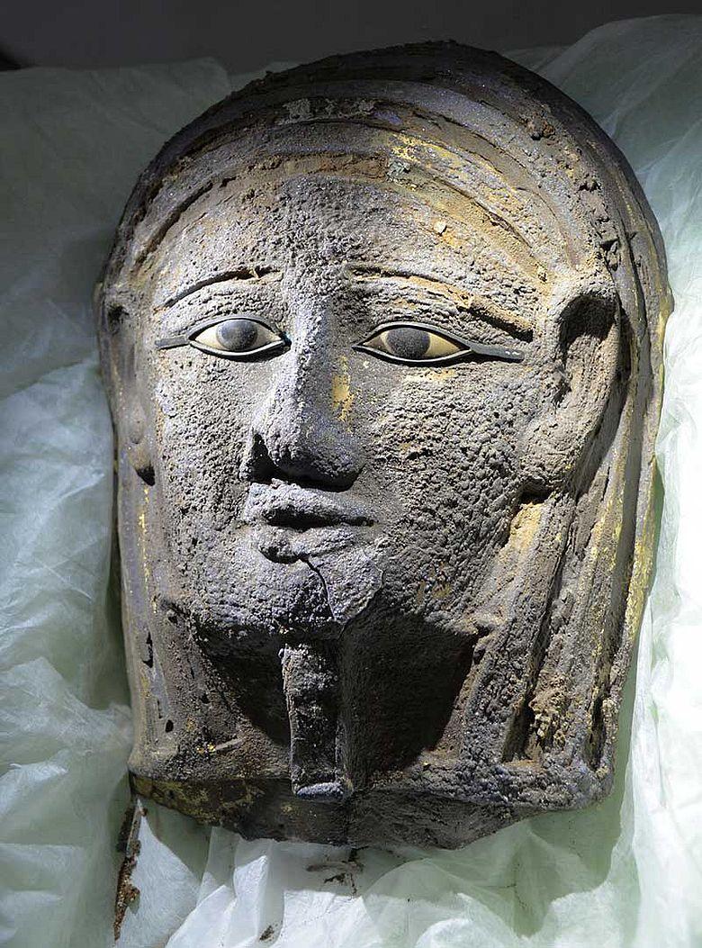 Mumien-Maske aus Sakkara