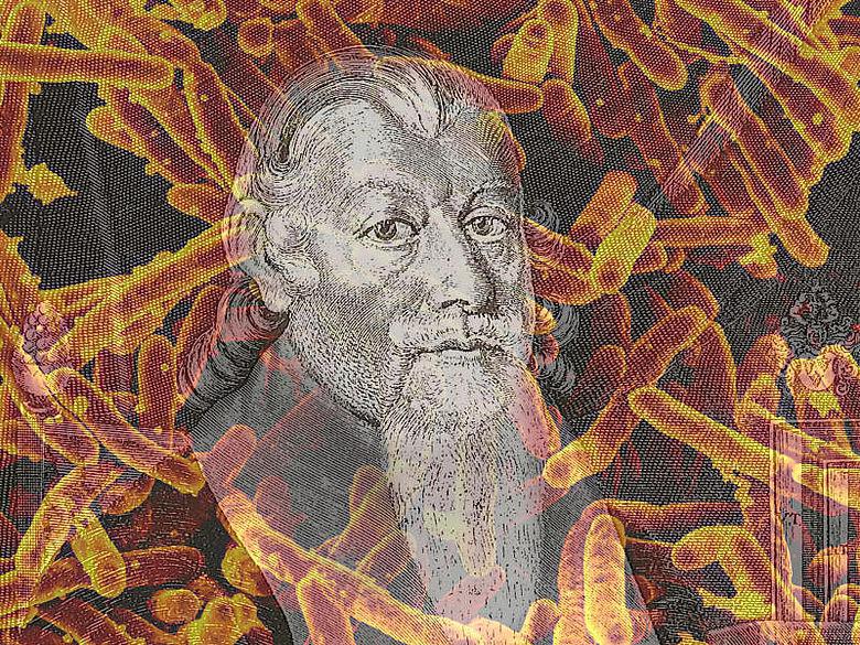 Peder Jensen Winstrup, Tuberkel-Bakterien