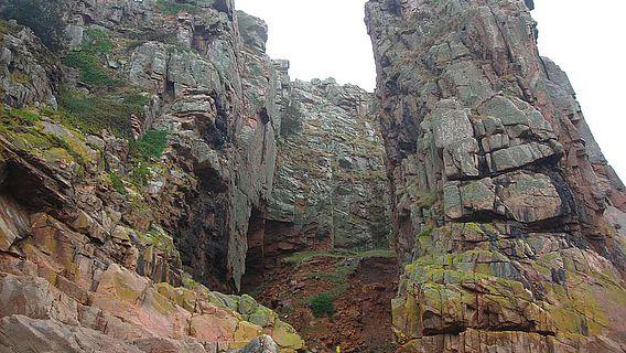 Fundstelle La Cotte de St Brelade auf der Insel Jersey
