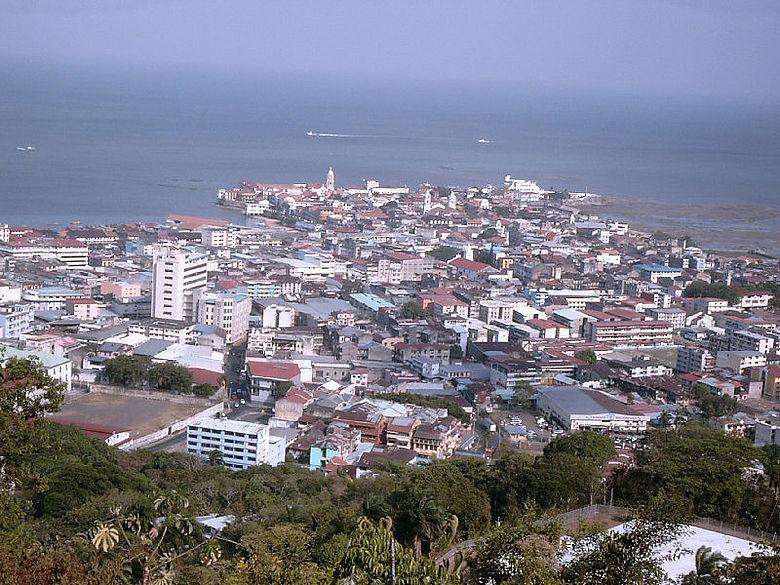 Blick auf Casco viejo - die 1673 nach der Zerstörung von Panamá la Vieja gegründete neue Stadt. (Foto: C. Knipper)