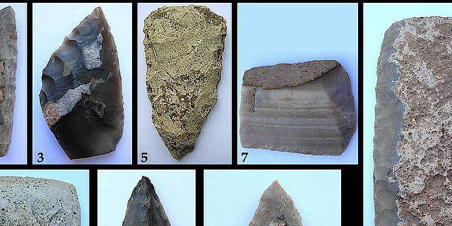 Die Silexartefakte aus dem Chamer Erdwerk von Riekofen