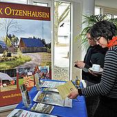 Infostand KeltenparkInfostand Keltenpark (Foto: Valeri Braun)