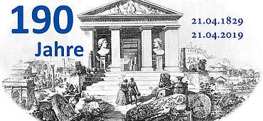 190 Jahre Deutsches Archäologisches Institut