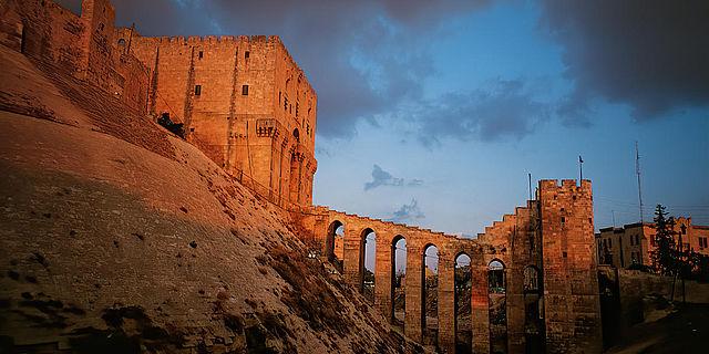 Orientalische Architektur im Mittelalter