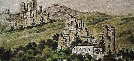 Einführung in die Forschungsgeschichte der Burgenarchäologie im Friaul