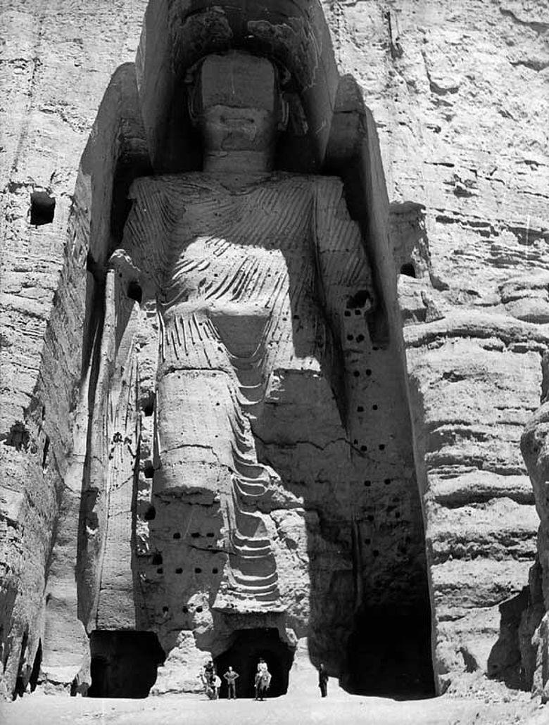 Buddha Bamiyan 1963