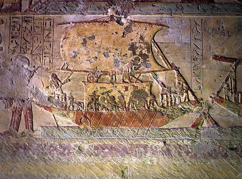 Grab Nr. 3 in El-Kab