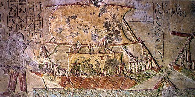 Das Alte Ägypten und der Fluss