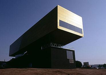 Besucherzentrum Arche Nebra