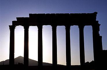 Palmyra: Beltempel