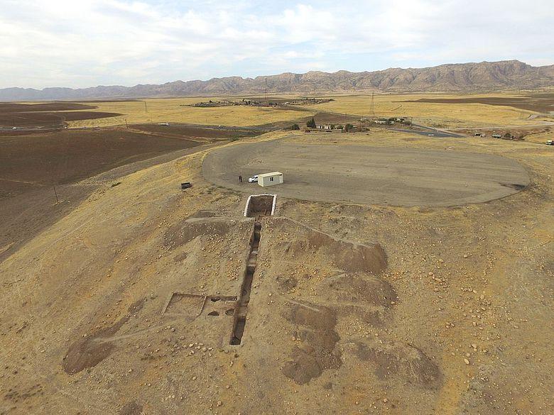 Siedlungshügel von Bassetki