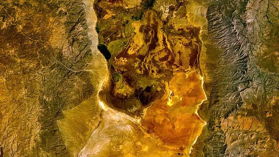 Lake Chew Bahir