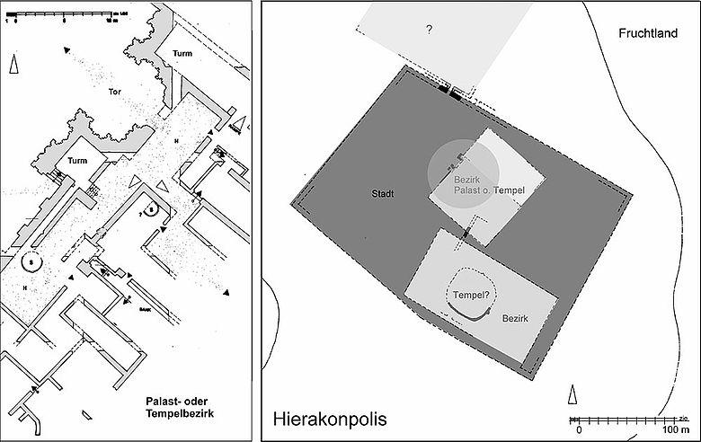 Plan Hierakonpolis