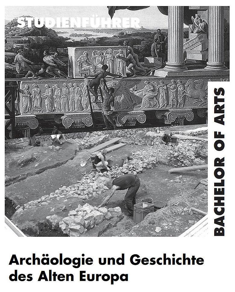 Neuer BA Studiengang Archäologie und Geschichte des Alten Europa in Leipzig