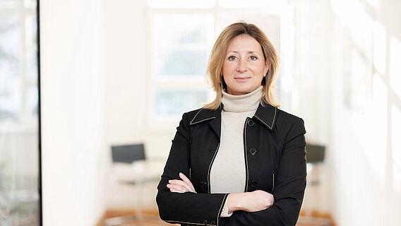 Professorin Katerina Harvati-Papatheodorou