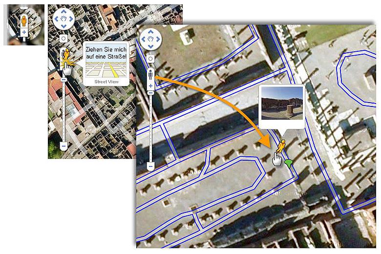 Streetview in Google Maps aktivieren
