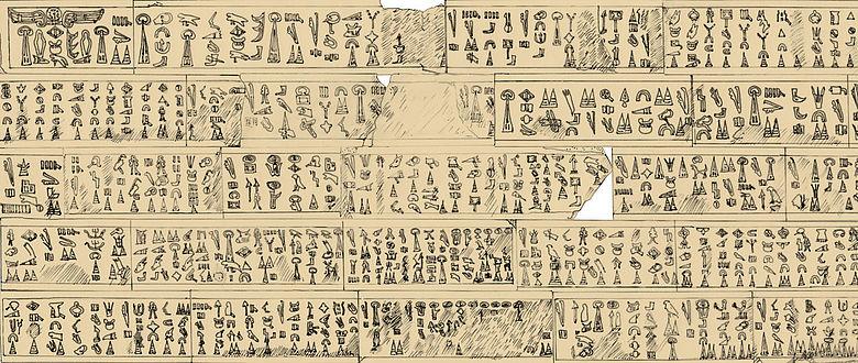 Luwische Hieroglypheninschrift