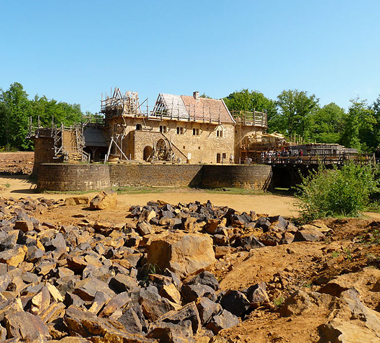 Chateau Guédelon