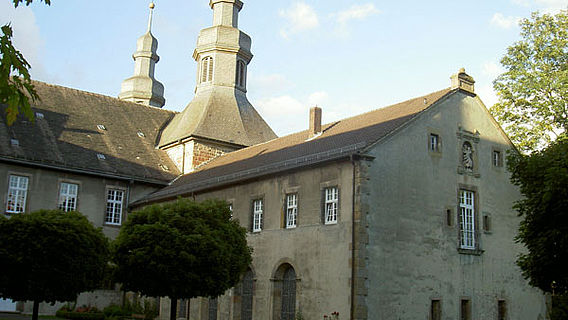 Ehemaliges Kloster in Willebadessen