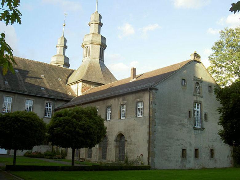 Ehemaliges Kloster in Willebadessen