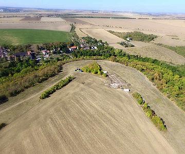 Kuckenburg Luftbild