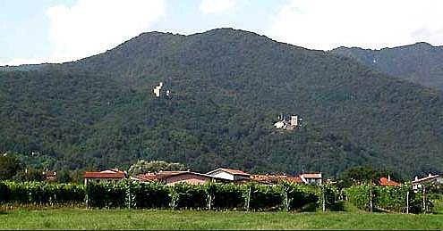 Untersuchung der Burg Cucagna