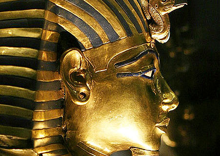 Totenmaske Tutanchamuns
