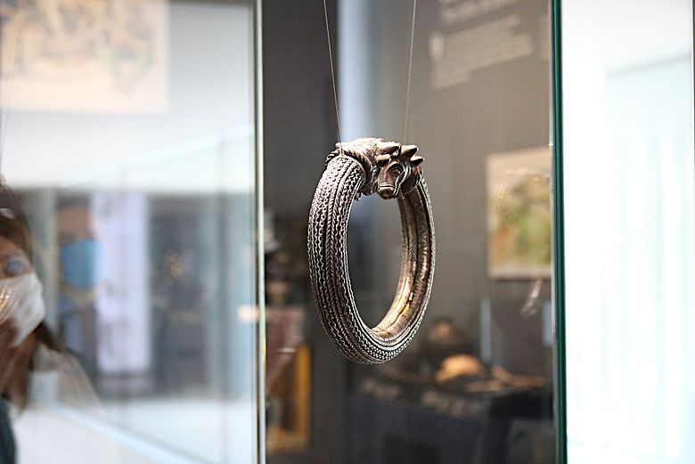 Der keltische Silberring von Epfendorf-Trichtingen (1. Jahrhundert v. Chr.)