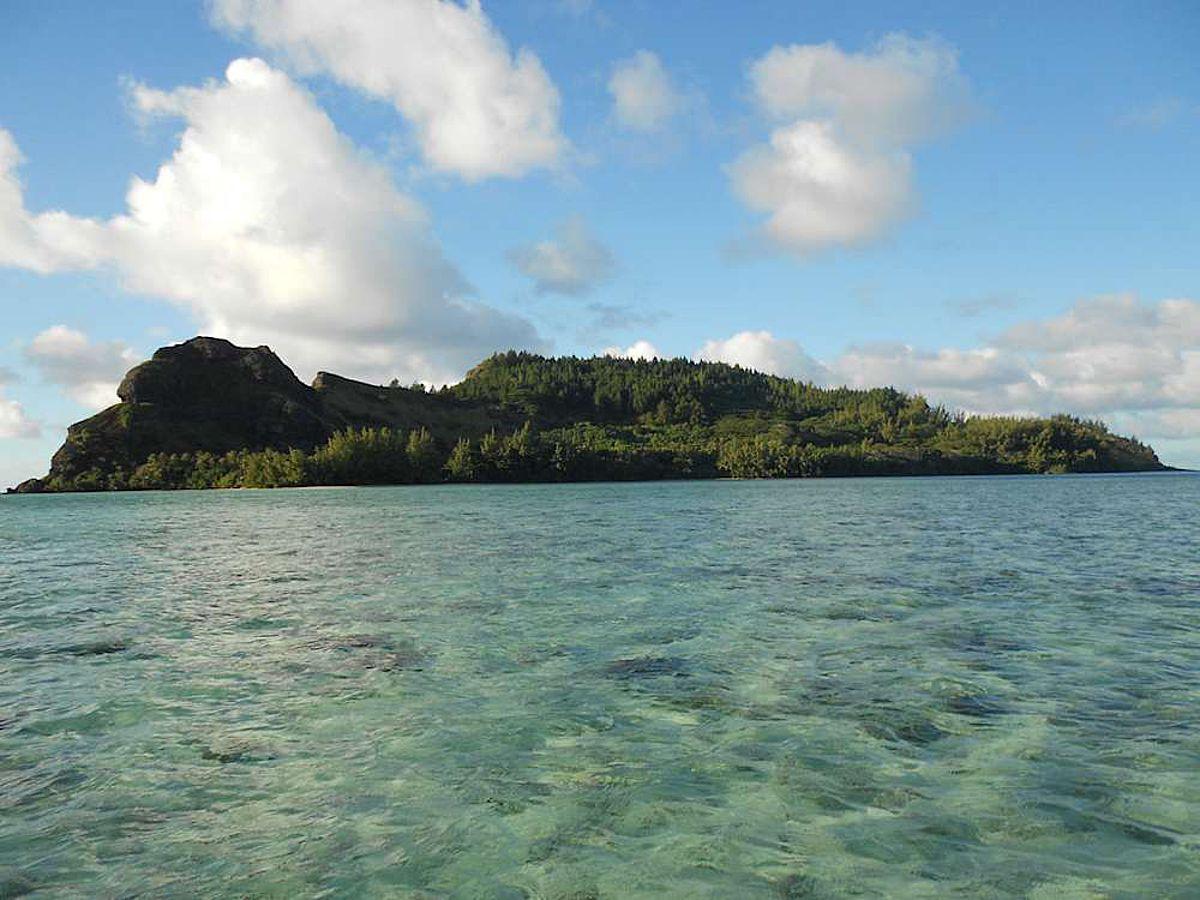 Pazifische Insel datiert online