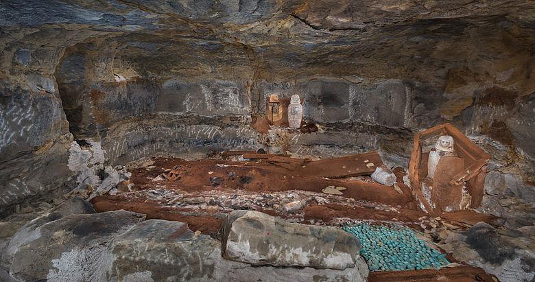 Grabkammer der Priesterin Didibastet