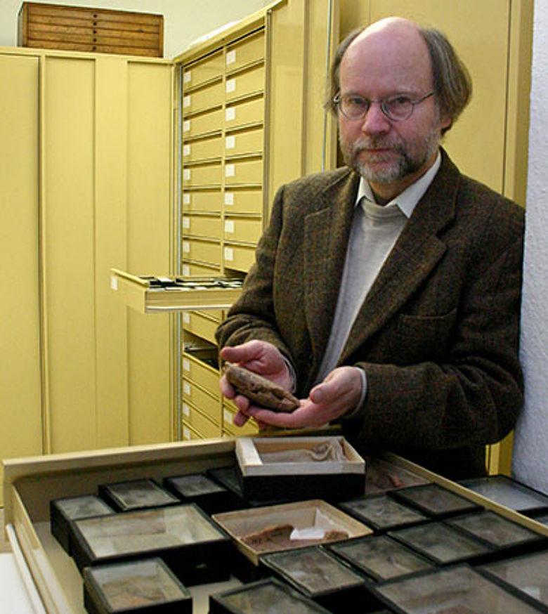 Altorientalist Prof. Dr. Manfred Krebernik