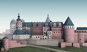Prächtige Residenz: Rekonstruktion des Heidelberger Schlosses